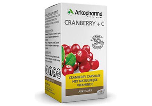 Arkocaps Cranberry & Vitamine C 45 capsules