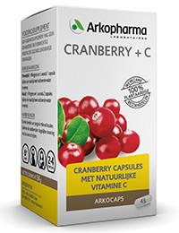 Cranberry & Vitamine C 45 capsules-1