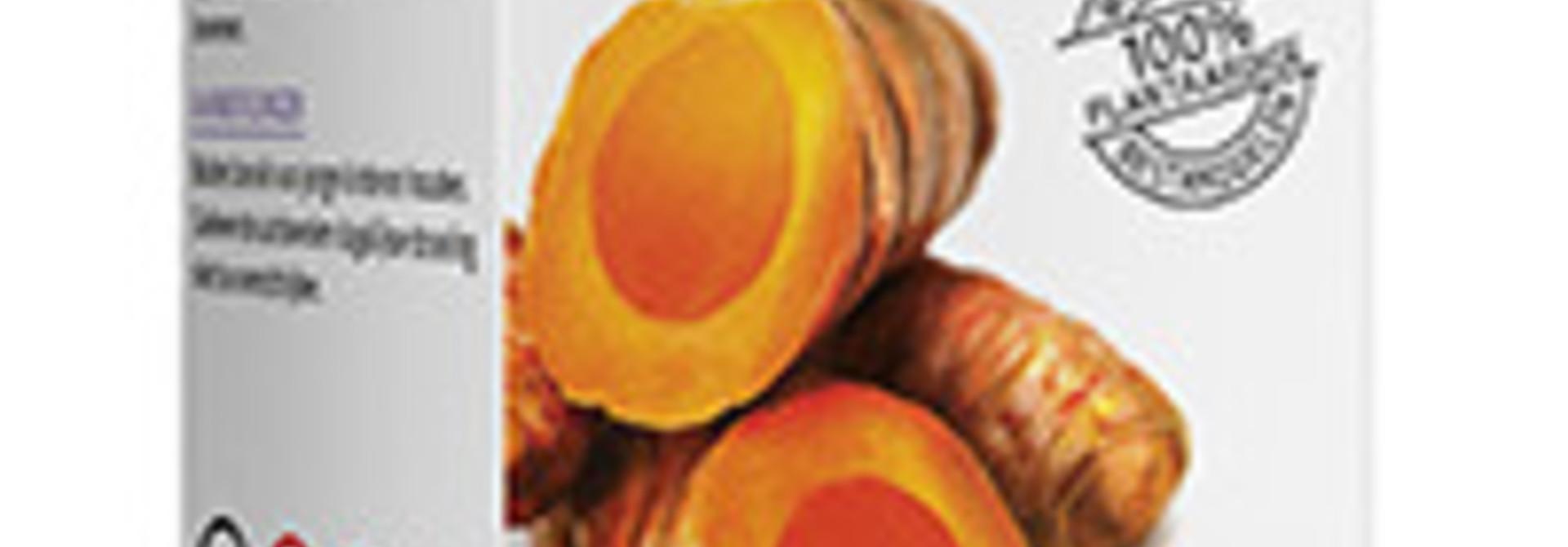 Curcuma + piperine 45 capsules