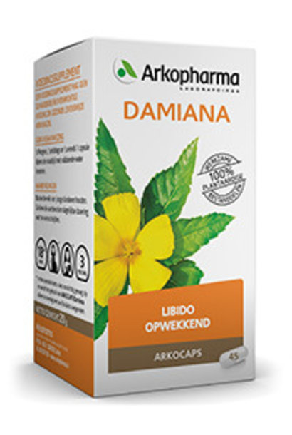 Damiana 45 capsules