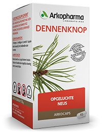 Dennenknop 45 capsules-1
