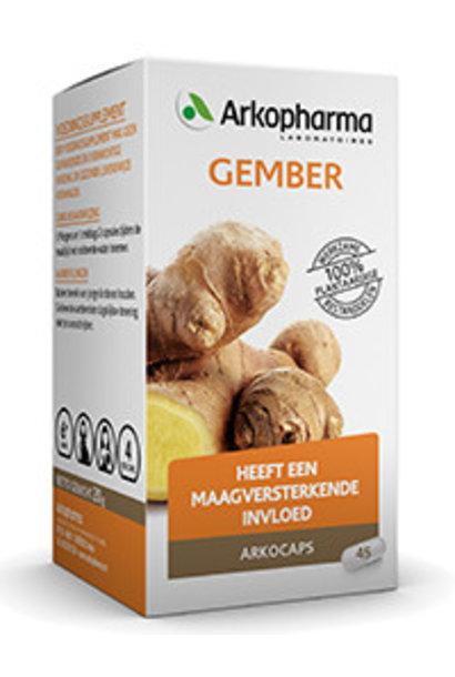 Gember 45 capsules