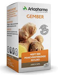 Gember 45 capsules-1