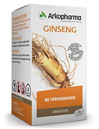 Ginseng 45 capsules-1