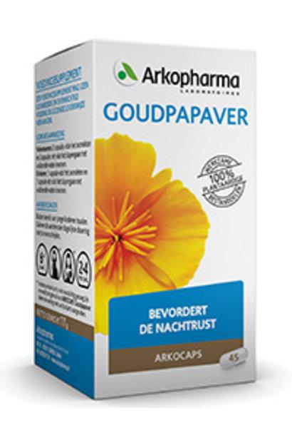 Goudpapaver 45 capsules