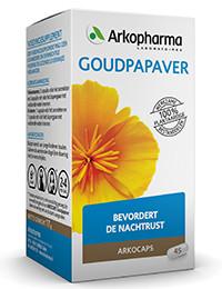 Goudpapaver 45 capsules-1