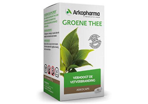 Arkocaps Groene thee 45 capsules
