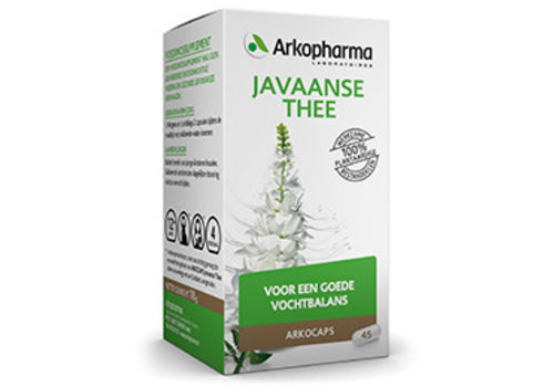 Arkocaps Javaanse thee 45 capsules