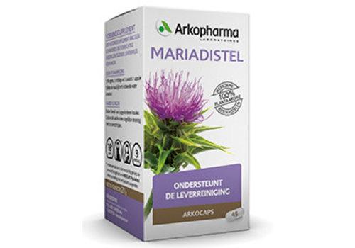 Arkocaps Mariadistel 45 capsules