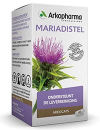 Mariadistel 45 capsules-1