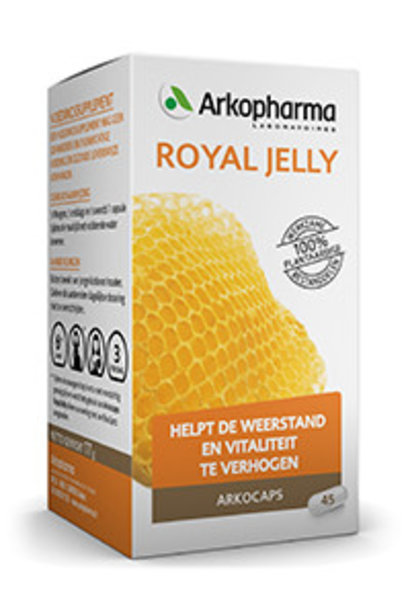 Royal jelly 45 capsules