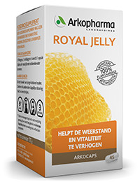 Royal jelly 45 capsules-1