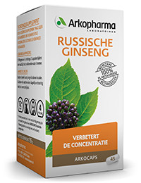 Russische ginseng 45 capsules-1