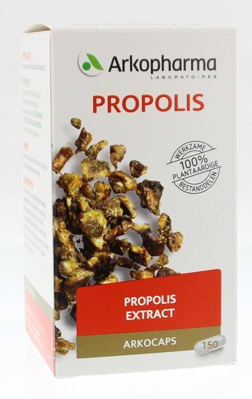 Propolis 150 capsules-1
