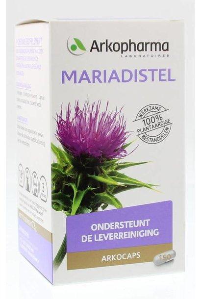 Mariadistel 150 capsules