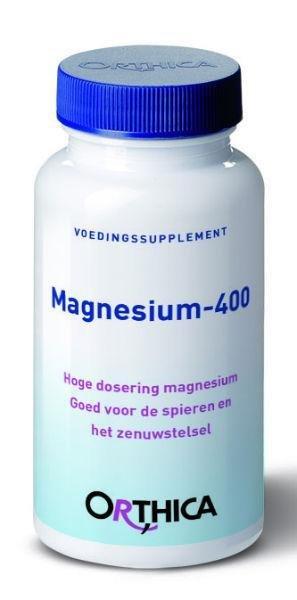 Magnesium 400 60 tabletten-1