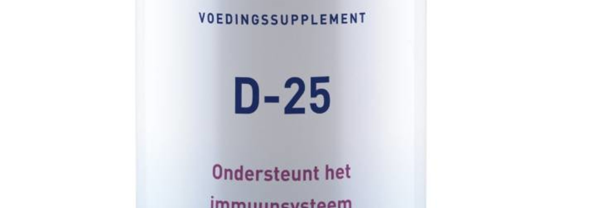Vitamine D-25 120 tabletten