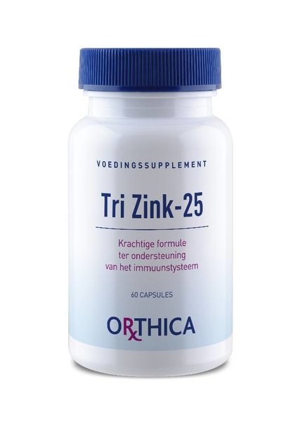 Tri zink 25 60 capsules