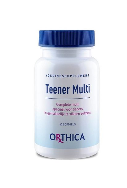 Teener multi 60 softgels