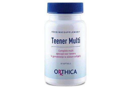 Orthica Teener multi 60 softgels