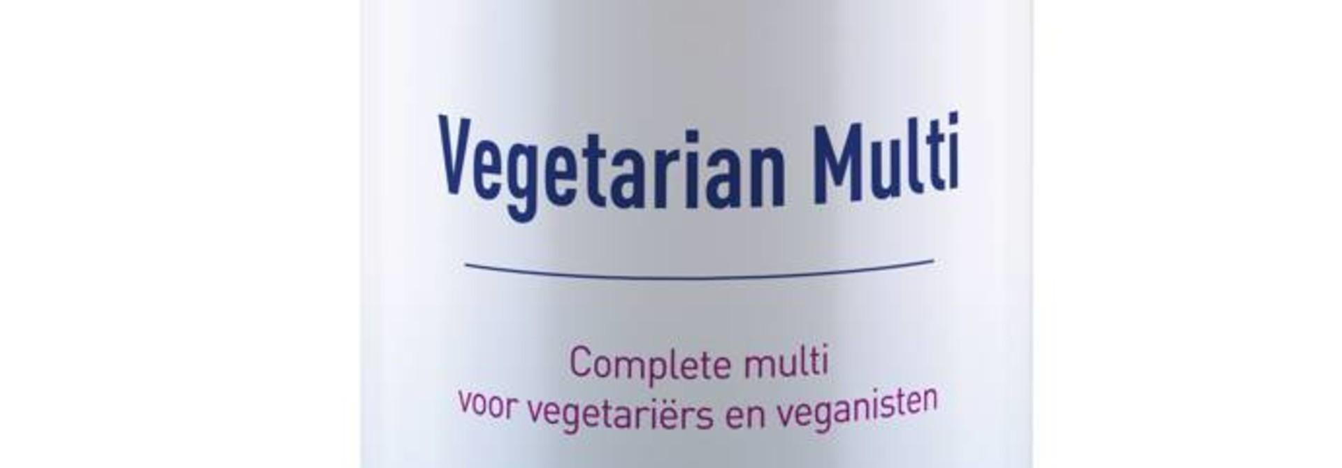 Vegetarian multi 90 tabletten
