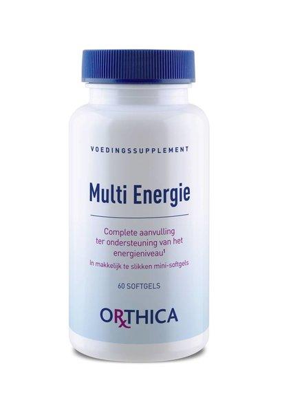 Multi energie 60 softgels