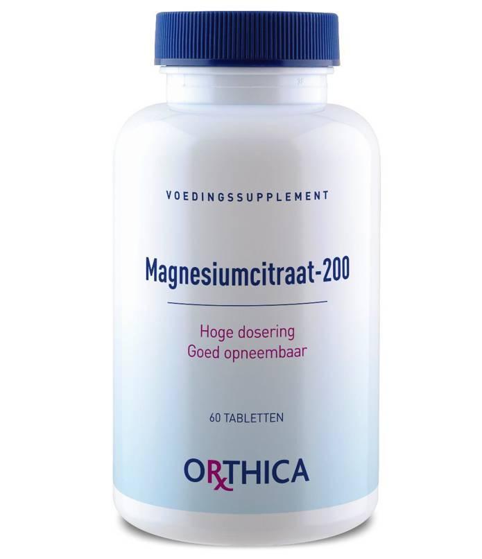Magnesiumcitraat 200 60 tabletten-1