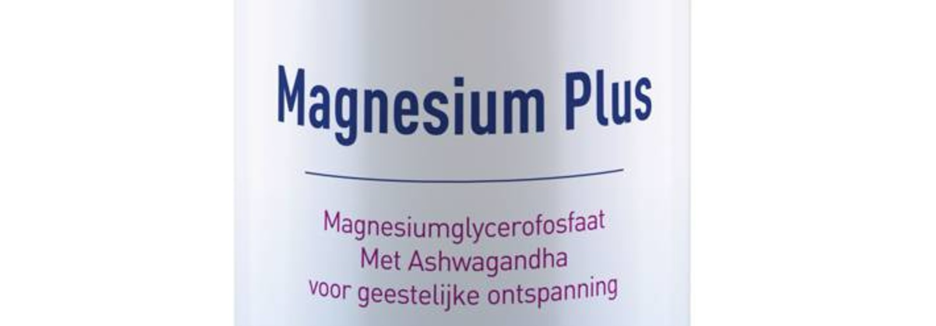 Magnesium plus 60 capsules