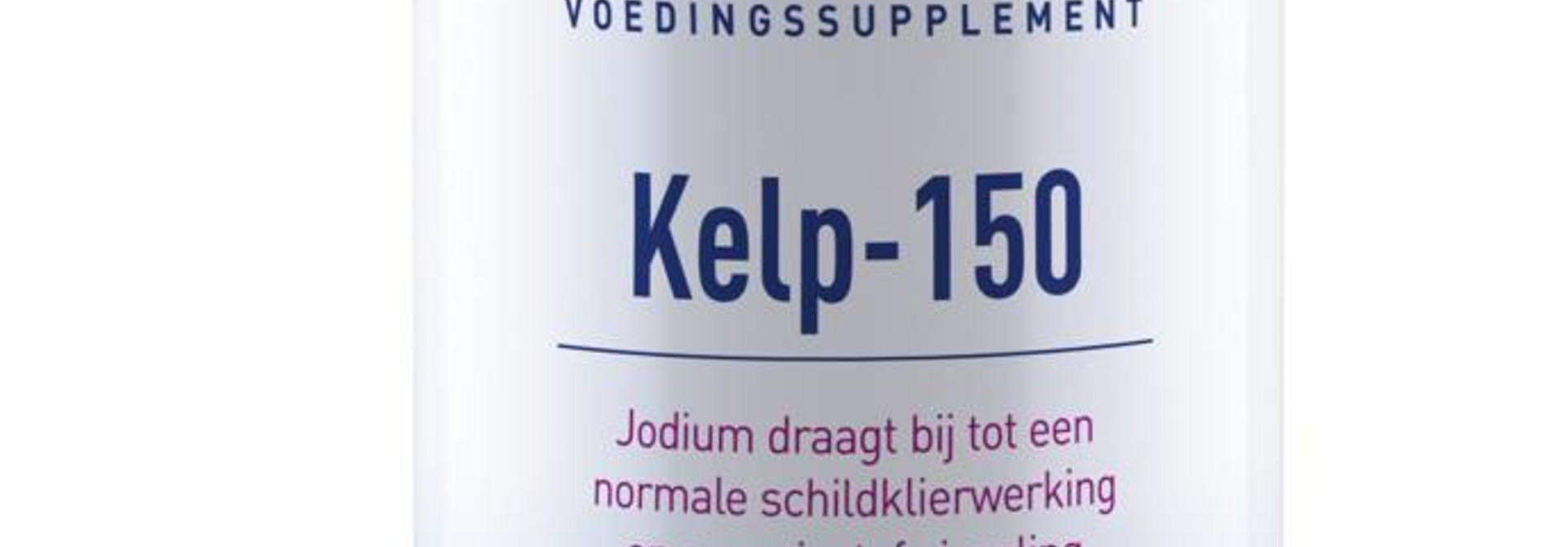 Kelp 150 120 tabletten
