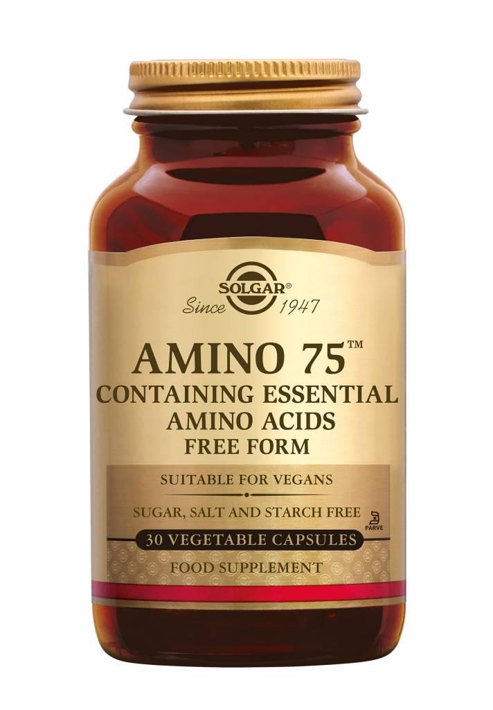 Amino 75™ 30 plantaardige capsules-1