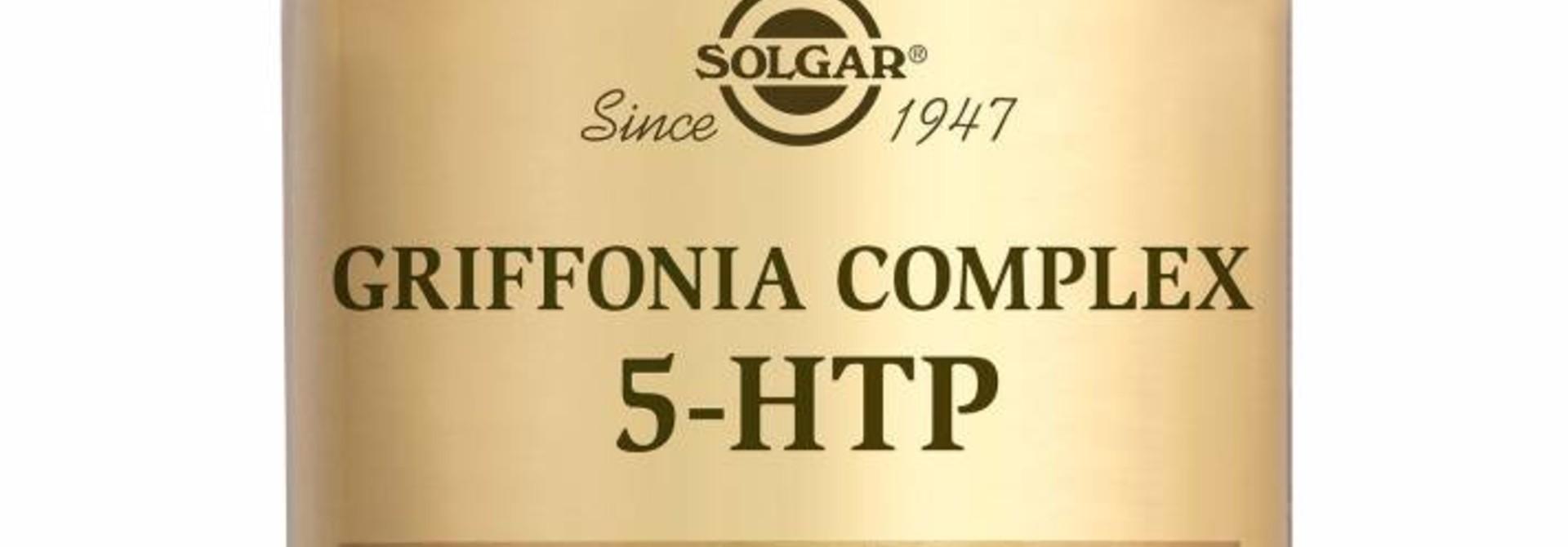 Griffonia Complex (5-HTP) 30 plantaardige capsules