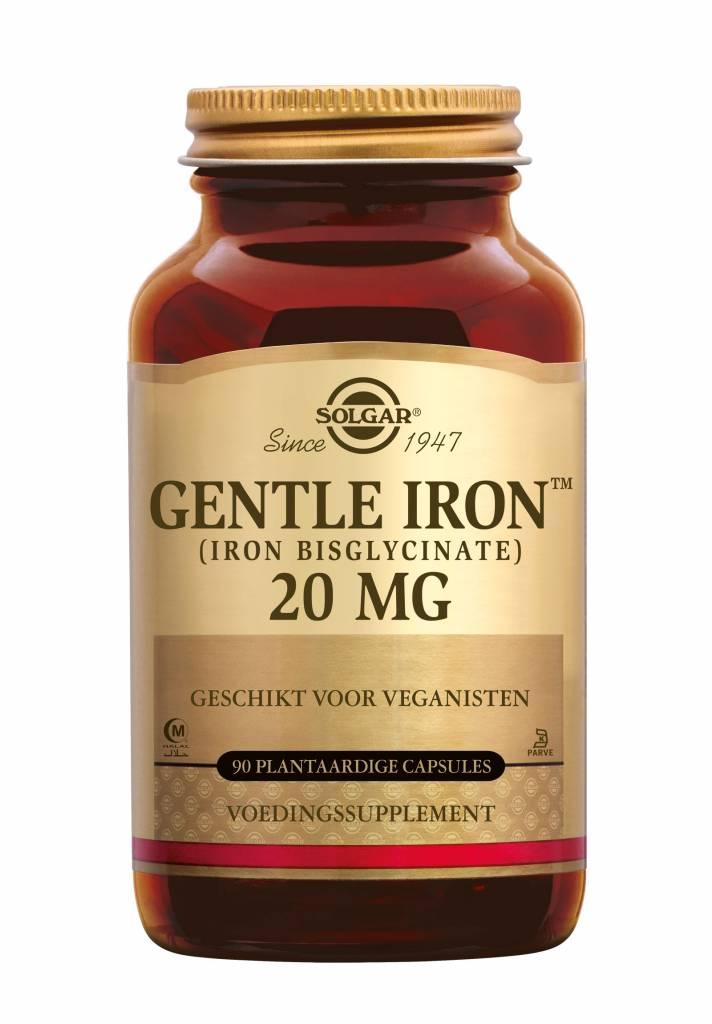 Gentle Iron 20 mg 90 plantaardige capsules-1