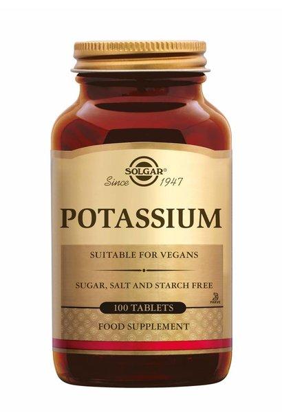 Potassium 100 tabletten