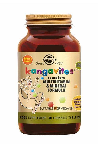 Kangavites™ Tropical Punch 60 kauwtabletten