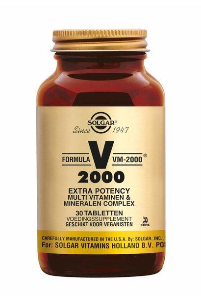 Formula VM-2000® 30 tabletten