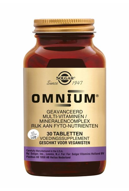Omnium® 30 tabletten