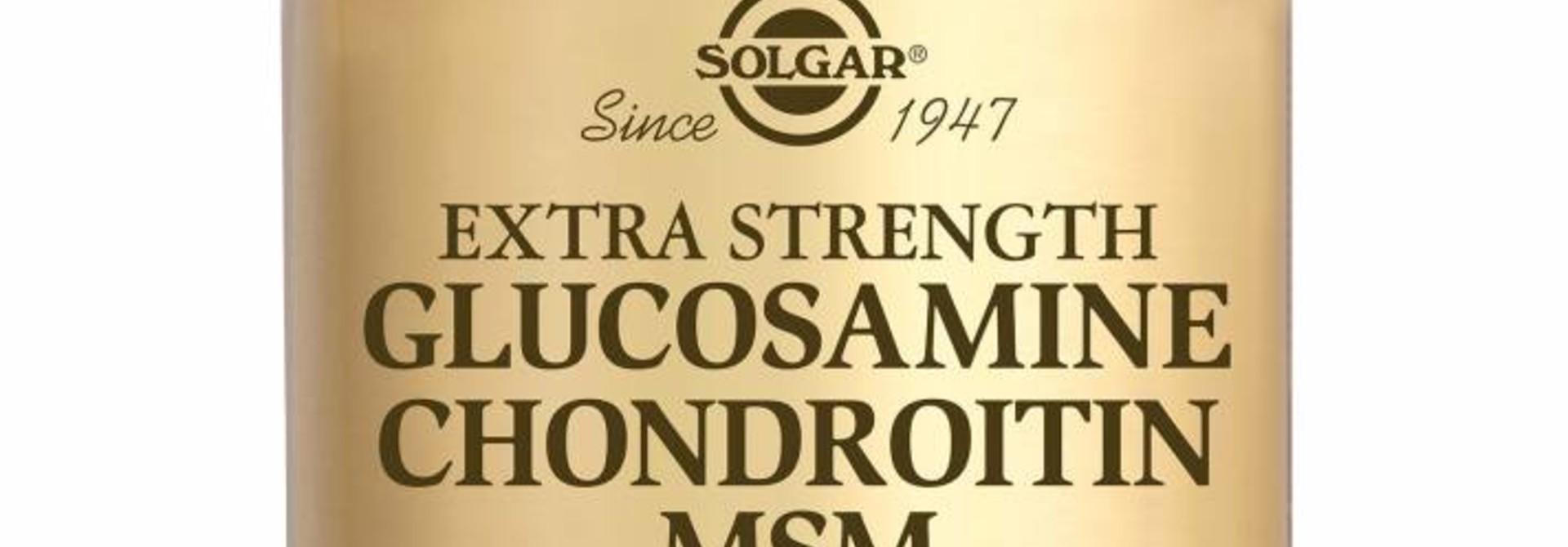 Glucosamine Chondroitin MSM 60 tabletten