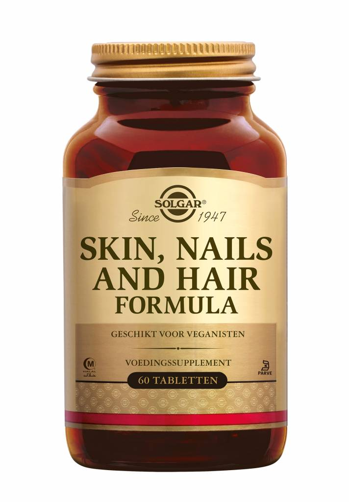 Skin, Nails and Hair Formula 60 tabletten-1