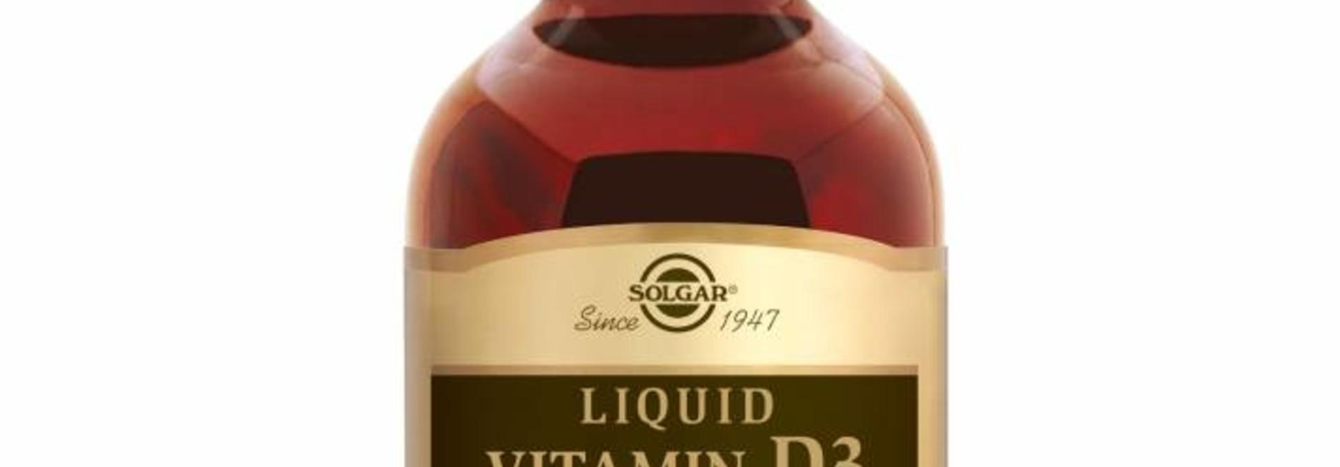 Liquid Vitamin D-3 59 ml