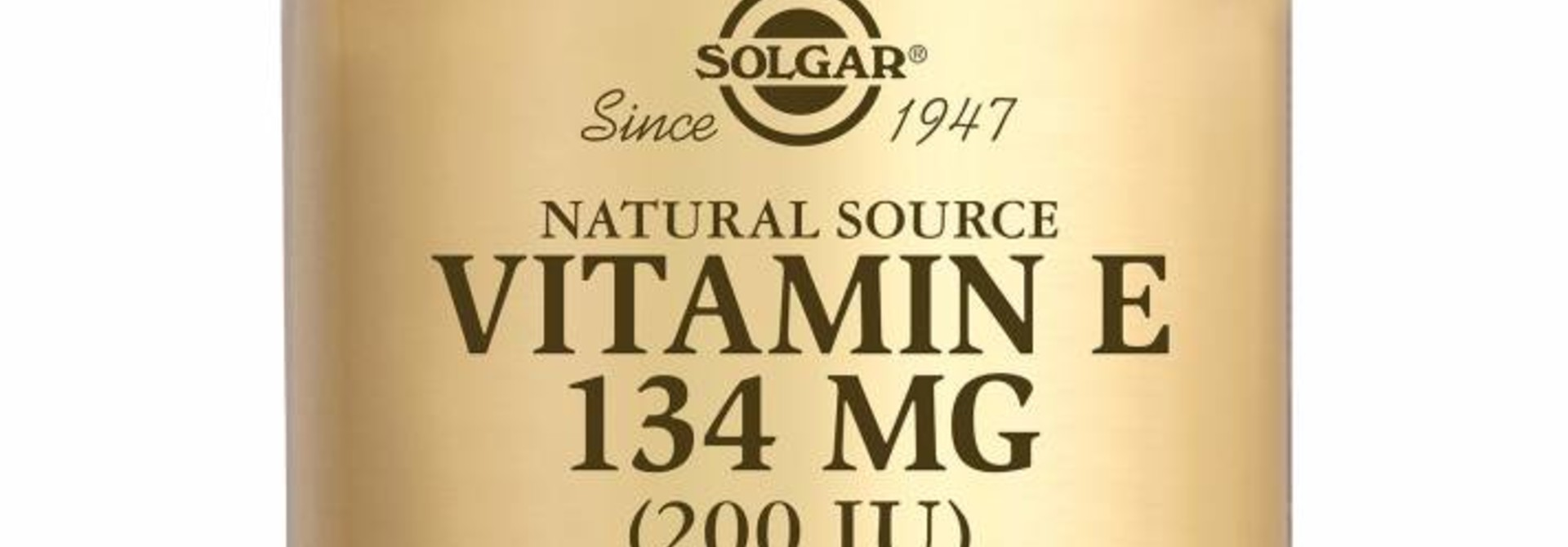 Vitamin E 134 mg/200 IU Complex 50 softgels