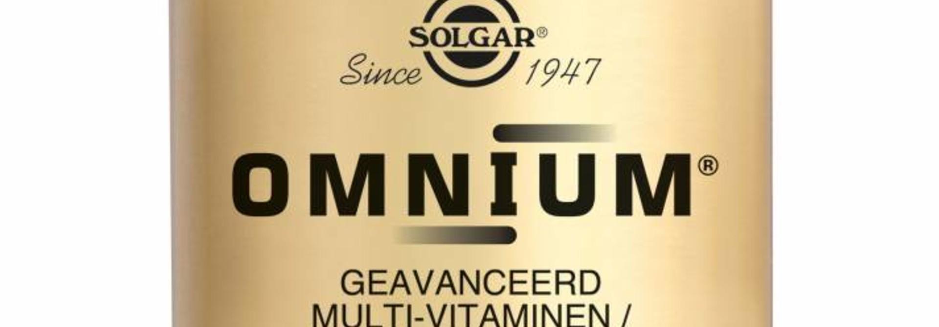 Omnium® 60 tabletten