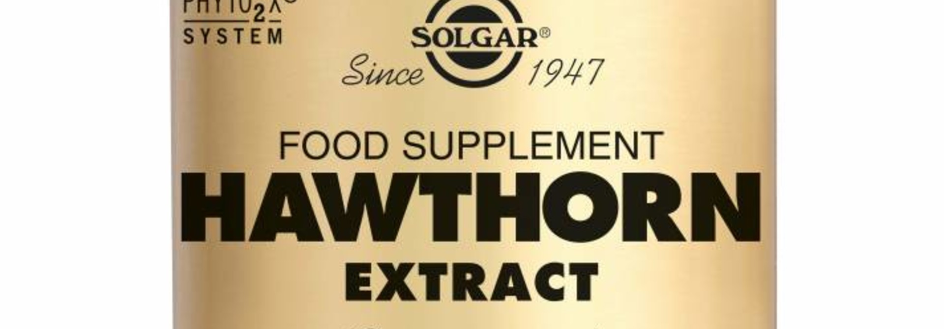 Hawthorn Extract 60 plantaardige capsules
