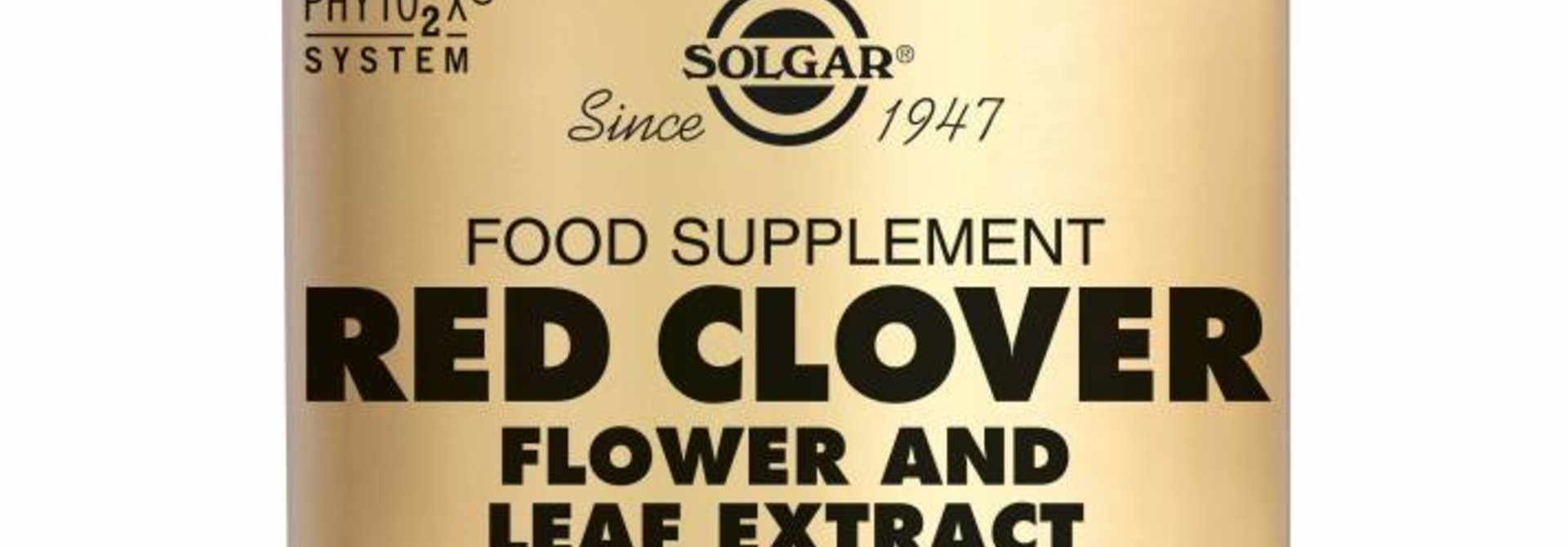 Red Clover Flower and Leaf Extract 60 plantaardige capsules