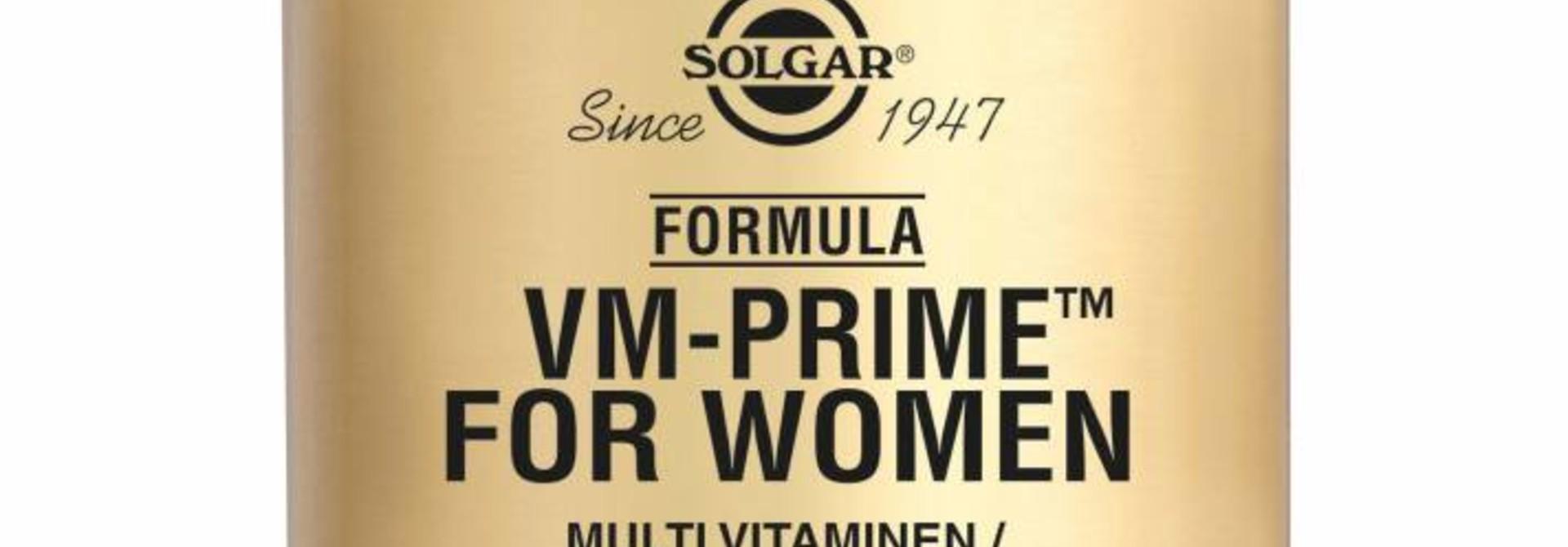 VM-Prime® for Women 90 tabletten