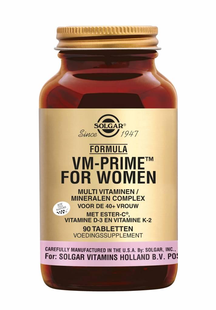VM-Prime® for Women 90 tabletten-1