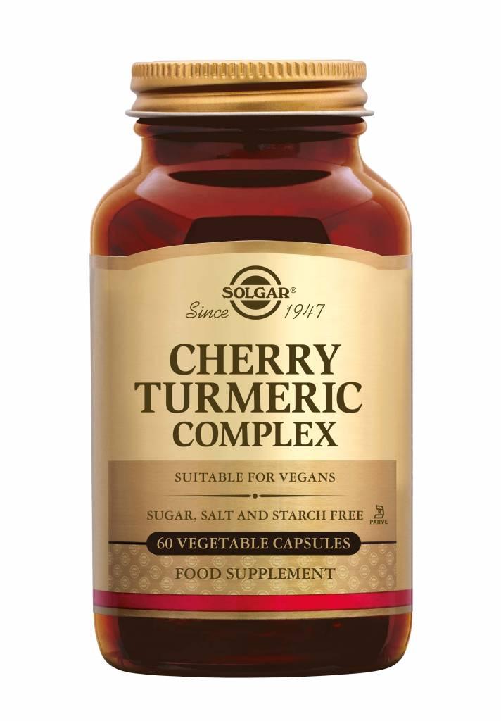 Cherry Turmeric Complex 60 plantaardige capsules-1