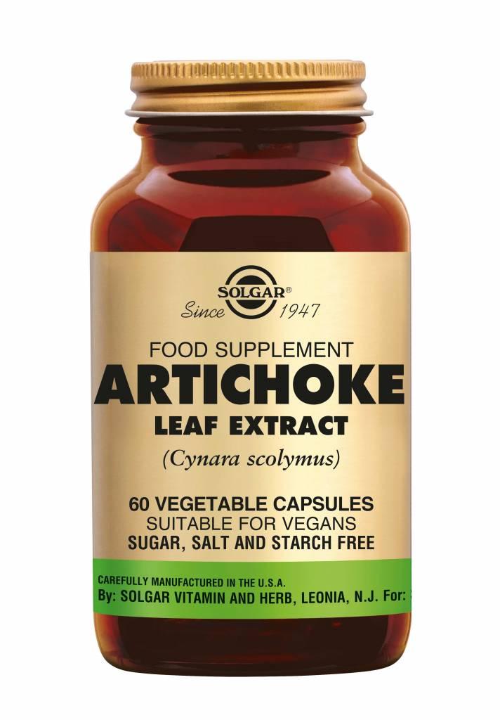 Artichoke Leaf Extract 60 plantaardige capsules-1