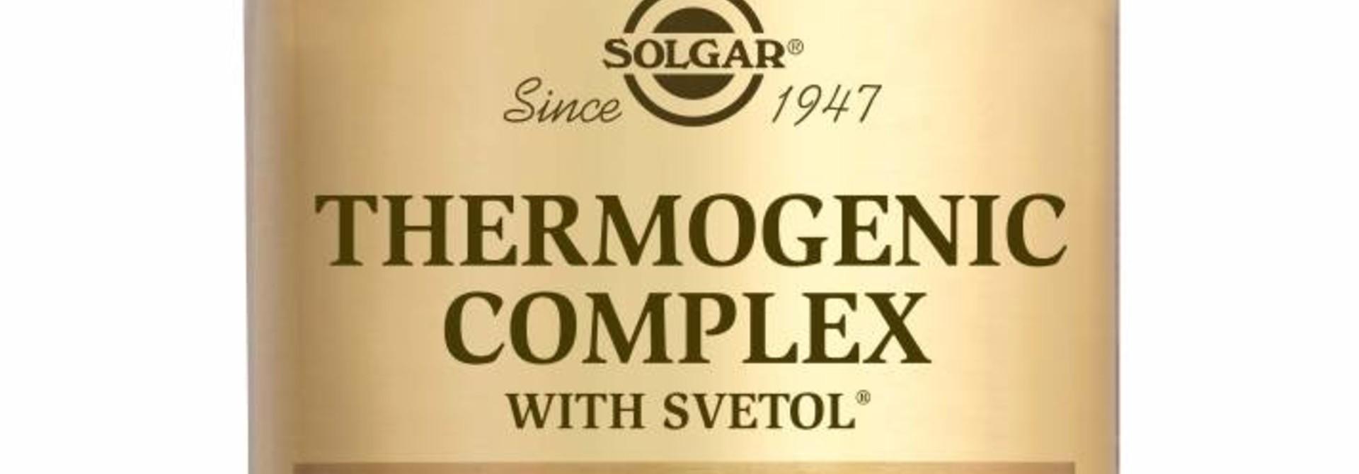 Thermogenic Complex 60 plantaardige capsules
