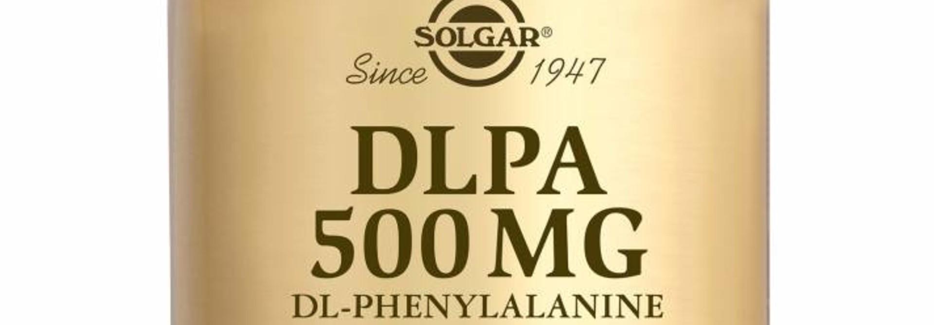 DLPA 50 plantaardige capsules
