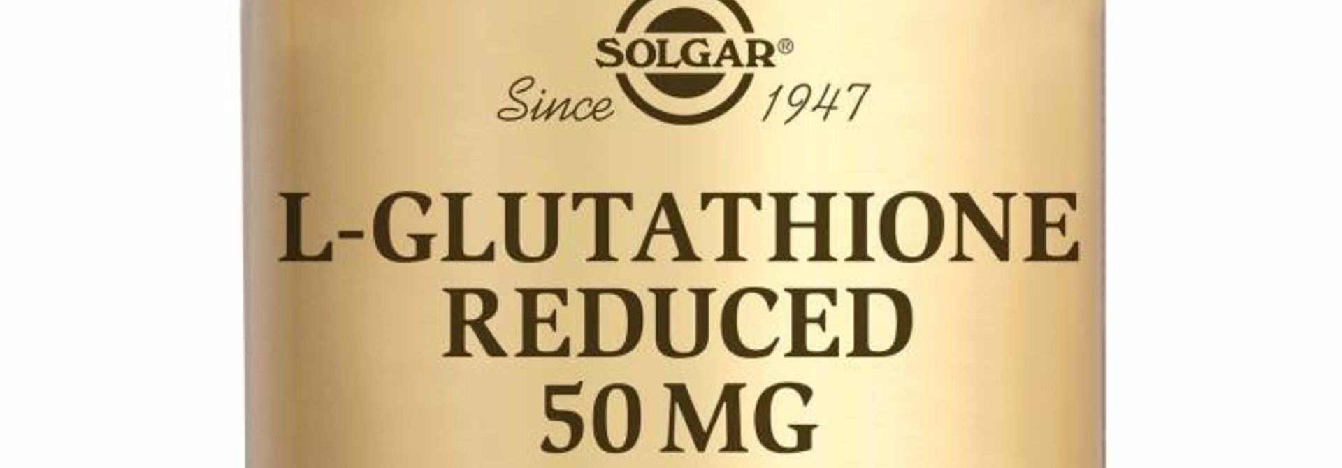 L-Glutathione Reduced 50 mg 30 plantaardige capsules